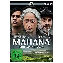 Mahana - Eine Maori-Saga - DVD  Filme