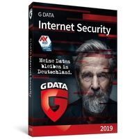 G DATA Internet Security 2019 MiniBox 3 Geräte DE Win