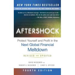 Aftershock 4E als Buch von Wiedemer