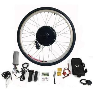 "Aohuada 500W/800W 28"" LCD E-Bike Umrüstsatz Elektrofahrrad Hinterräder Conversion Set 36V Ebike Kit für Hinterrad Umbausatz (500W)"