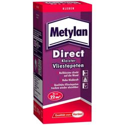 Metylan Tapetenkleber Direct, (Set), für Vliestapete, gebrauchsfertig