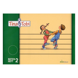 Tina und Tobi Notenheft Nr.2