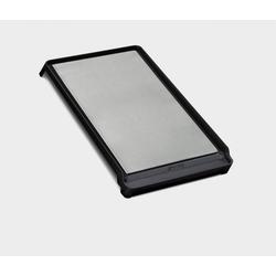 TPKTR9 Teppanyaki Grillplatte aus Edelstahl/Guß für SMEG TR90 und TR93