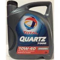 Total Quartz Diesel 7000 10W-40 5 Liter
