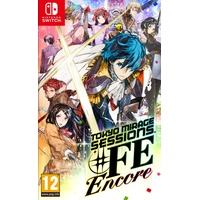 Tokyo Mirage Sessions #FE Encore Switch