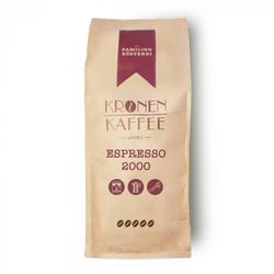 "Kaffeebohnen Kronen Kaffee ""Espresso 2000"
