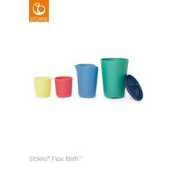 STOKKE® Badewannen Spielbecher Flexi Bath™ mehrfarbig
