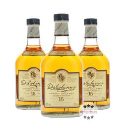 Dalwhinnie 15 y Whisky 3er Pack