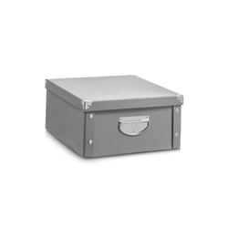 HTI-Living Aufbewahrungsbox Aufbewahrungsbox mit Deckel, Aufbewahrungsbox 40 cm x 17 cm