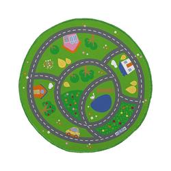 Kinderteppich Spielteppich, Print 785, Durchmesser 200 cm, ACHOKA®