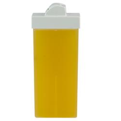 X-EPIL Wachspatrone mit schmalem Rollkopf Gelb 100 ml