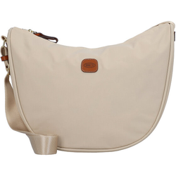 Bric's X-Bag Umhängetasche 31 cm beige-leather