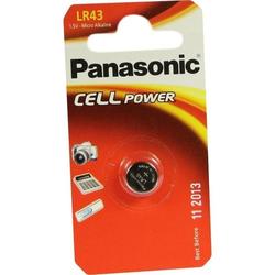 Batterie Knopfzelle 1.5V LR43/AG12