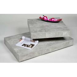 Küchen-Preisbombe Couchtisch Wohnzimmer Couchtisch Sofatisch Beistelltisch Tisch Couch Beton schwenkbar