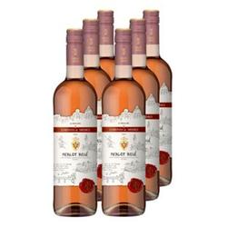 Lorenzo de Medici Merlot Rosé IGP 6 x 0,75 Liter