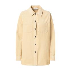 minimum Damen Bluse 'Feluna 7157' beige, Größe 38, 4995377