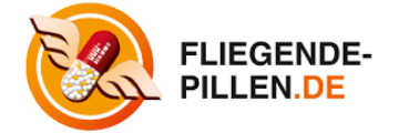 fliegende-pillen.de Online-Shop